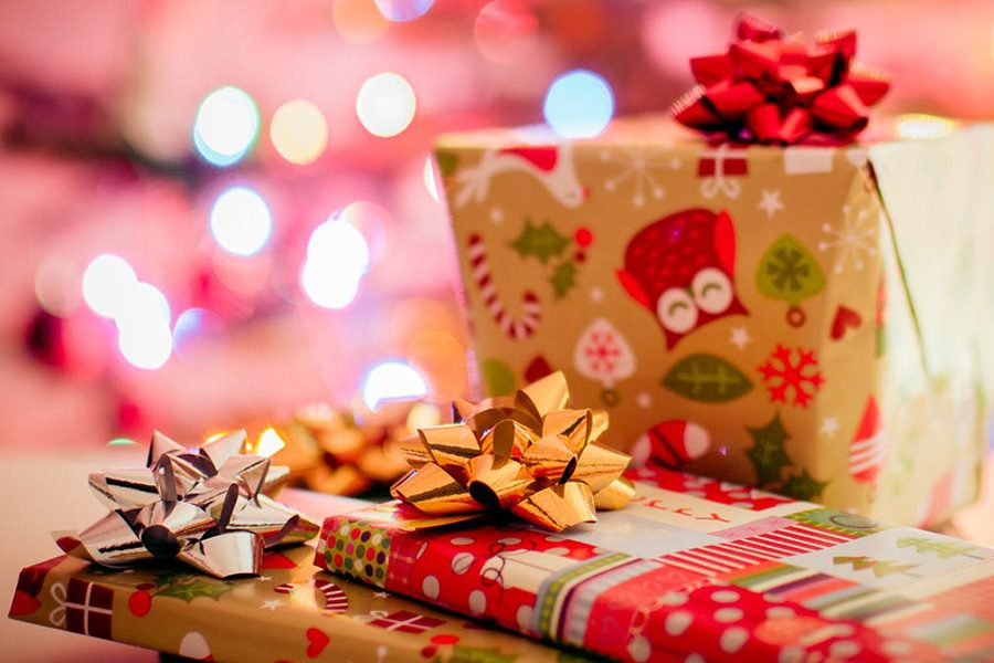 Presents take the fun out of the Holidays