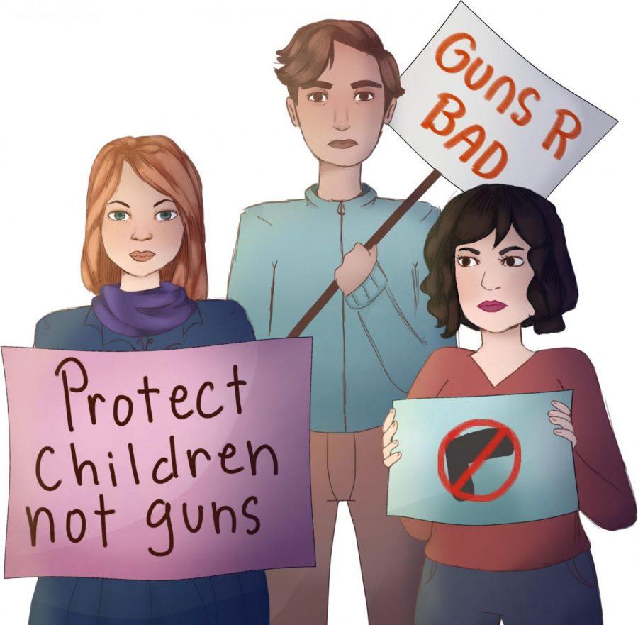 Lack of gun control puts everyone in danger