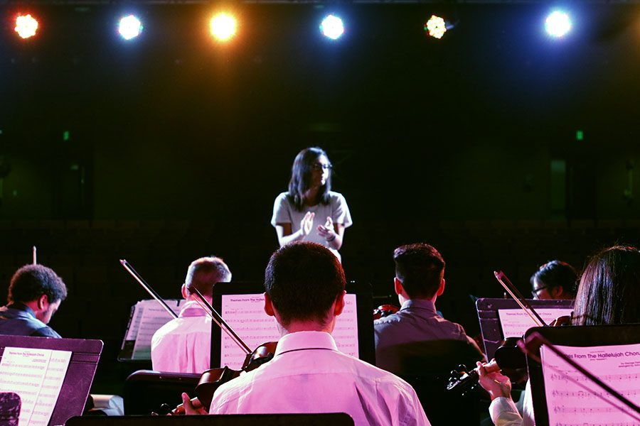 WEEKLY GALLERY: Winter music concerts bring holiday cheer
