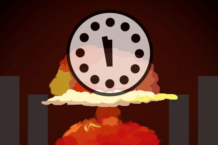 Two minutes till midnight
