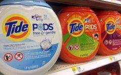 Tide Pods, it's not food it's detergent