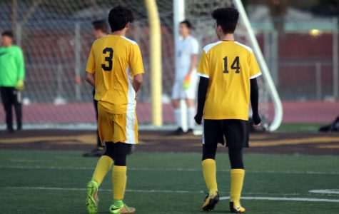 WEEKLY GALLERY: Boy's Soccer's White & Gold Game