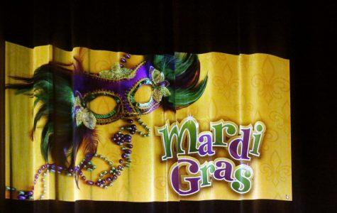 The tale of Mardi Gras