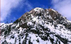 Snow boarding club attends Squaw Valley Ski Resort