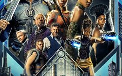 Black Panther claws its way to the top