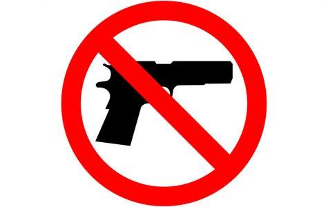 Take a stand against guns