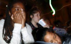 Junior class puts on a movie night