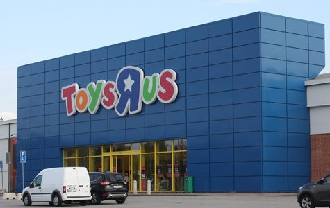 The end of Toys 'R' Us