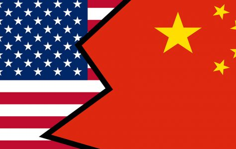 Trade war between the U.S. and China
