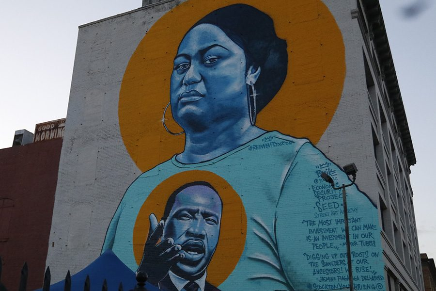 Stockton+Murals