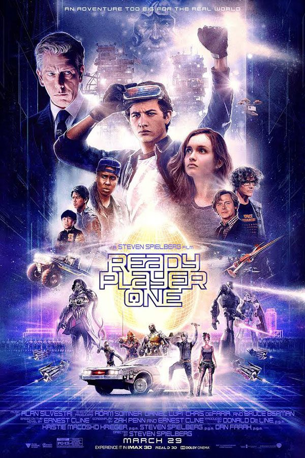 Immerse yourself into Ready Player One