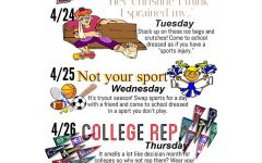 SPIRIT WEEK: April 23 – 27