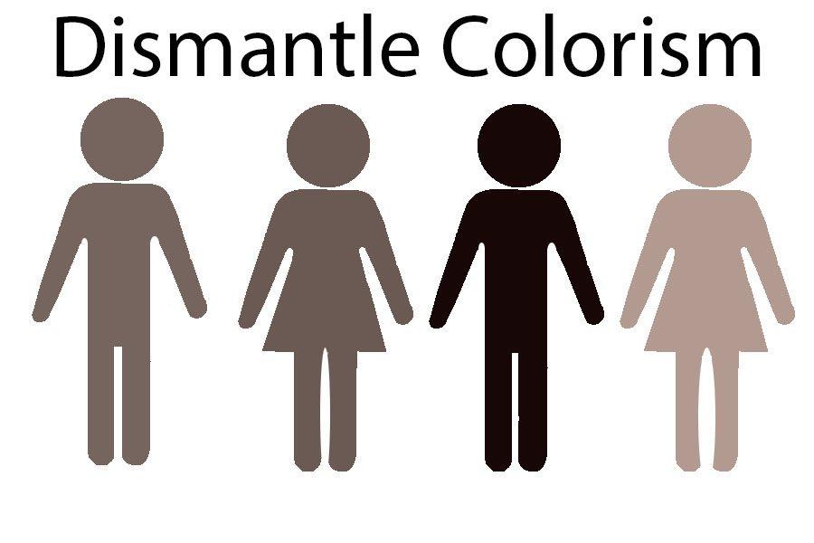 colorism graphic