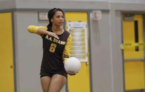 CHEYANNE GAINES: Life skills taught through volleyball