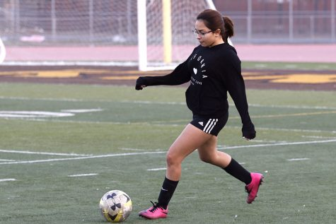 MALIA CHRISTIANO: Becoming a mentor to other players