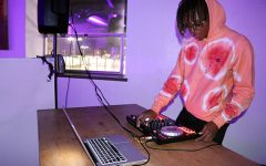 Shaddai embraces the DJ lifestyle