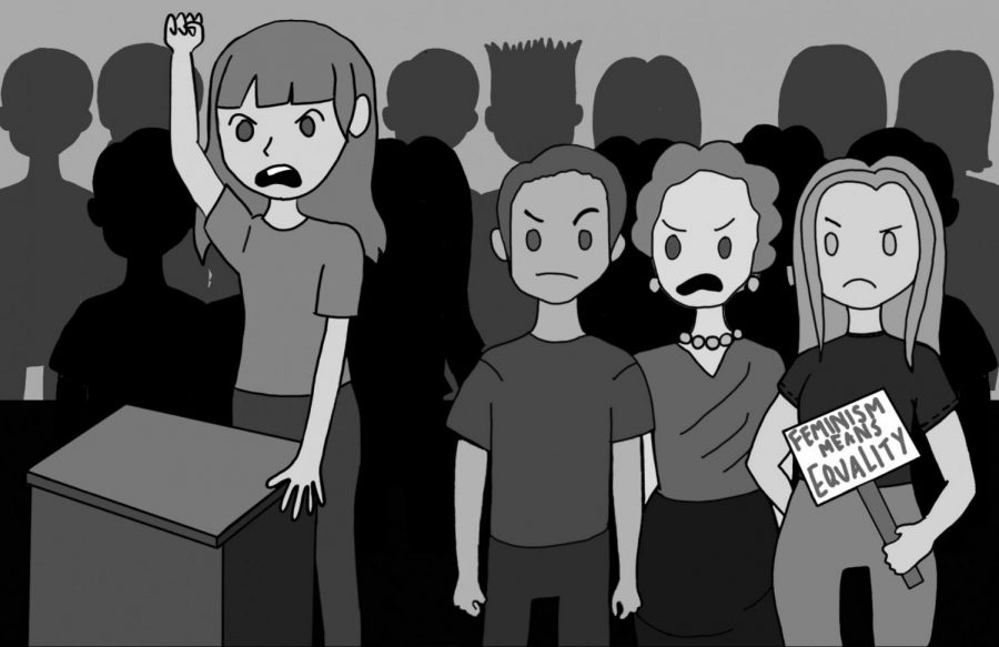 Modern day feminism leaves behind original ideals