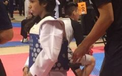 ARIANA RAYGOZA: Taekwondo helps self esteem and athletic ability