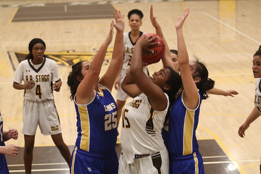 WEEKLY GALLERY: Girls varsity basketball