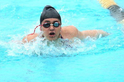 FATIMA MACIEL: Swim teaches one to be mentally disciplined