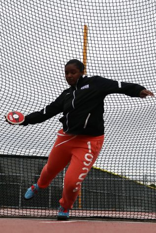 TIERRA DAVIS: Turning Olympic dreams into reality