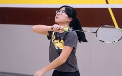 KRISTINA MATSUMOTO: Academically inspired to play badminton