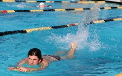 JOSEPH MALLET: Swimming for the experience, passion