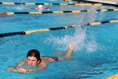 FATIMA MACIEL: Swim teaches one to be mentally disciplined
