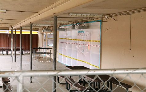 Cafeteria under renovation, students left to eat in The Spot