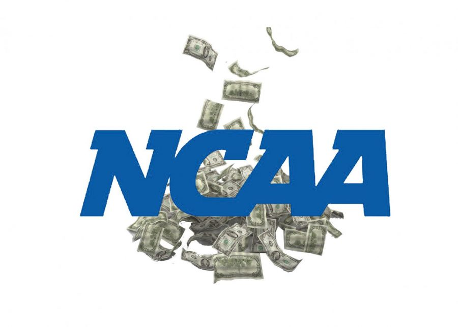 NCAA+looks+to+explore+athlete+compensation